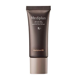 【Mediplus+】 メディプラス BB 17g (ライトナチュラル) [ オールインワン ファン...
