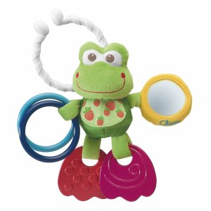 CHICCO ファースト アクティビティズ フロッグ (First Activities Frog)...