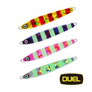 DUEL ブランカ タチ魚SP スペシャル ゼブラ 125g デュエル ヨーヅリ 太刀魚 メタルジグ...