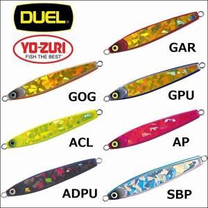 DUEL ブランカ タチ魚SP スペシャル 125g デュエル ヨーヅリ 太刀魚 メタルジグ ルアー