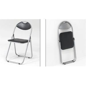 パイプ椅子 パイプいす 椅子 折り畳みイス 折...の詳細画像2