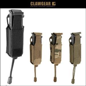 9mm バックワードフラップマガジンポーチ ハンドガン用 [CLAWGEAR クロウギア]|l-direct