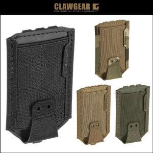 9mm ロープロファイルマガジンポーチ ハンドガン用 [CLAWGEAR クロウギア]|l-direct
