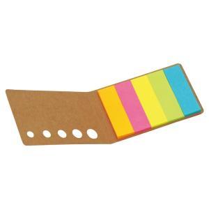 シンプルな台紙、丸い窓からチラリと見えるカラーが可愛い付箋セットです。  入数 1200 サイズ 5...