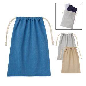 シャンブリック巾着(L) (最低ロット数200個)