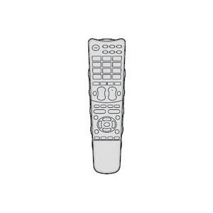 010-638-0405 シャープ 液晶テレビ用 リモコン|l-nana