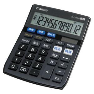 AC-00010020 キヤノン 電卓 商売計算シリーズ 12桁 LS-122TSG|l-nana
