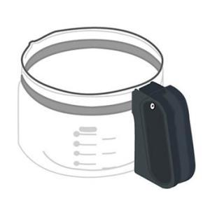 ACA10-1421K0 パナソニック コーヒーメーカー用ガラス容器(ふたなし)|l-nana