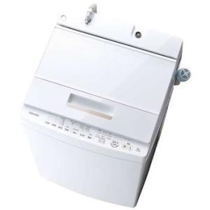 AW-8D6-W 東芝 洗濯8.0kg 全自動洗濯機 ZABOON (グランホワイト)|l-nana