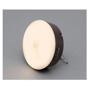 BSL40ML-M アイリスオーヤマ 乾電池式センサーライト マルチタイプ (ダークブラウン)|l-nana