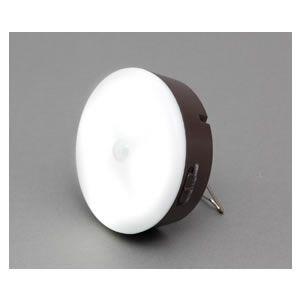 BSL40MN-M アイリスオーヤマ 乾電池式センサーライト マルチタイプ (ダークブラウン)|l-nana