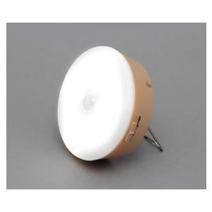 BSL40MN-U アイリスオーヤマ 乾電池式センサーライト マルチタイプ (ベージュ)|l-nana