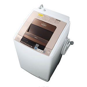 BW-D10TV-N 日立 【代引・同梱不可】10kg 洗濯乾燥機|l-nana