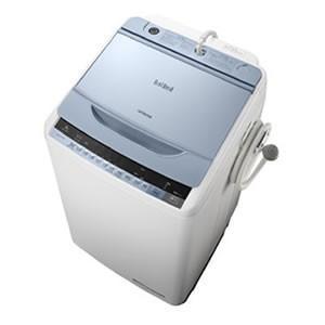 BW-V80A-A 日立 8kg全自動洗濯機...