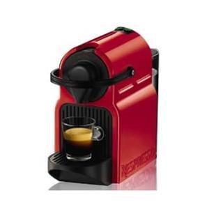 C40RE ネスレ Nespresso Inissia [ルビーレッド]コーヒーメーカー|l-nana