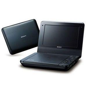 DVP-FX780-B ソニー ポータブルDVDプレーヤー (ブラック)|l-nana