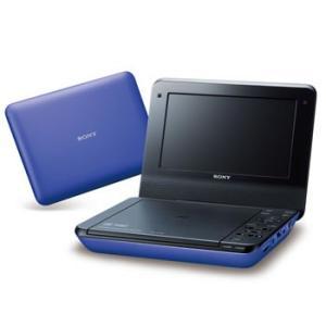 DVP-FX780-L ソニー ポータブルDVDプレーヤー (ブルー)|l-nana