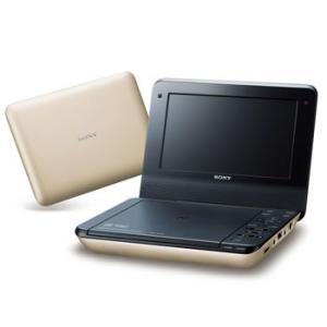 DVP-FX780-N ソニー ポータブルDVDプレーヤー (ゴールド)|l-nana