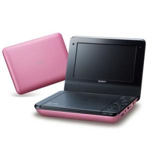 DVP-FX780-P ソニー ポータブルDVDプレーヤー (ピンク)|l-nana