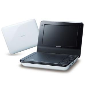 DVP-FX780-W ソニー ポータブルDVDプレーヤー (ホワイト)|l-nana