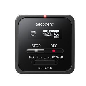 ICD-TX800-B ソニー ステレオICレコーダー (ブラック)|l-nana