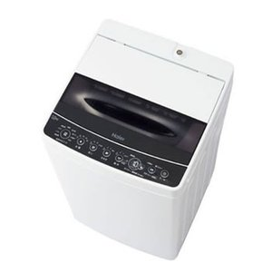 JW-C55D-K ハイアール 5.5kg 全自動洗濯機 (ブラック) l-nana