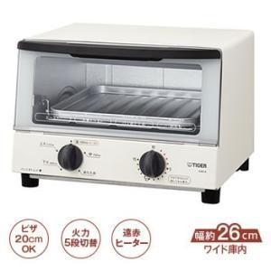 KAK-A100-W タイガー オーブントースター やきたて (ホワイト)|l-nana