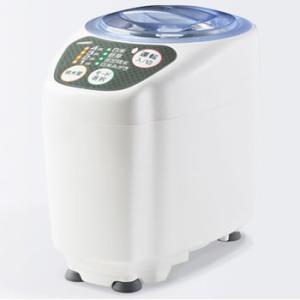 MR-D572W ツインバード コンパクト精米器 (ホワイト)|l-nana