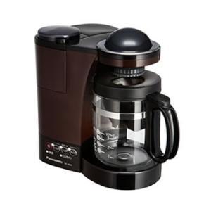 NC-R500-T パナソニック コーヒーメーカー (ブラウン)|l-nana