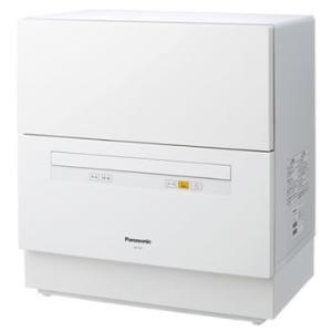 NP-TA1-W パナソニック 5人用 食器洗い乾燥機 レギュラーサイズ (ホワイト)|l-nana