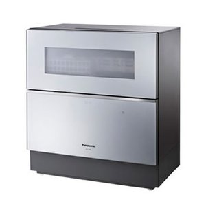 NP-TZ200-S パナソニック ナノイーX搭載 食器洗い乾燥機 5人用 シルバー|l-nana