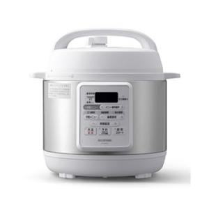 PC-EMA3-W アイリスオーヤマ 3.0L 電気圧力鍋 ホワイト