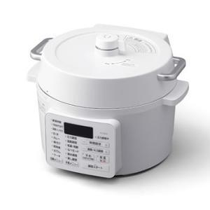 PC-MA2-W アイリスオーヤマ 2.2L 電気圧力鍋 ホワイト|l-nana