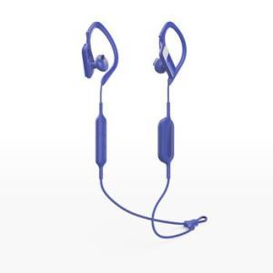 RP-BTS10-A パナソニック ワイヤレスステレオヘッドホン イヤホン (ブルー)|l-nana