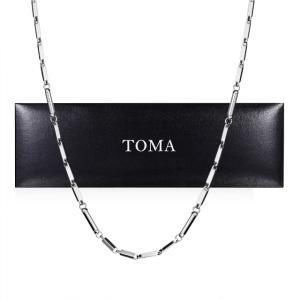 特価【訳あり、在庫処分】TOMA 5M 男性 磁気ネックレス ゲルマニウム 保証書(ギャランティカード)付き 送料無料|l-w