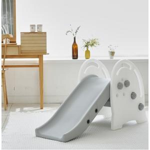 caraz 子ども用滑り台  すべり台 椅子 2way 室内 屋外 折りたたみ キッズスペース キッズ ベビー 幼児向け おしゃれ 軽い コンパクト 北欧風 安全設計 在庫有り|l-w