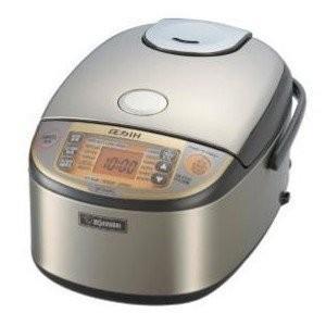 ZOJIRUSHI 海外向け炊飯器 象印 NP-HJH18-XT 220-230V 日本製 海外用 単身赴任 留学 l-w