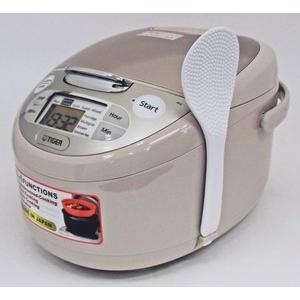 TIGER 海外向け炊飯器 タイガー JAX-S10W CZ 220V 日本製 l-w