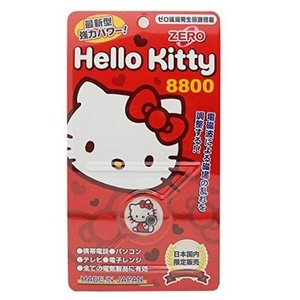 Hello Kitty 8800(携帯電話電磁波防止シール)  |l-w