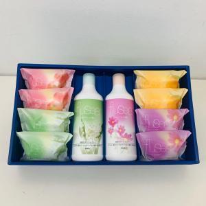【在庫処分】POLA ポーラ 送料無料【POLA 正規品】ポーラ フルーセア セレクション 4つの香りのソープ+ボディシャンプーセット ギフト 贈り物|l-w