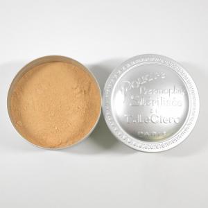 米粉を使用したフェイスパウダー T.ルクレール ルースパウダー アプリコ T.LeClerc Loo...