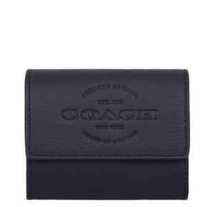 ☆COACH コインケース 小銭入れ 名刺入れ カードケース メンズ レザー F24652 BLK|la-blossoms