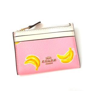 コーチ 小銭入れ バナナ コインケース/3304 IMR47 la-blossoms