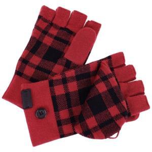 コーチ COACH アパレル 手袋 F56233 トゥルーレッド DN8 シグネチャー 手袋 レディース la-blossoms