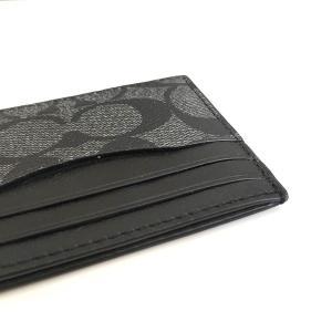 ☆コーチ COACH 小物 カードケース メンズ F58110-CQBK|la-blossoms|02