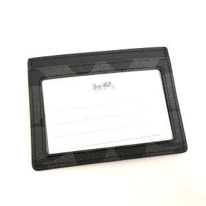 ☆コーチ COACH 小物 カードケース メンズ F58110-CQBK|la-blossoms|03