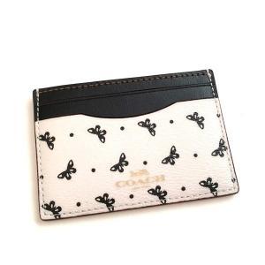コーチ カードケース  バタフライドット  カード ケース/F59787-IMDMH|la-blossoms