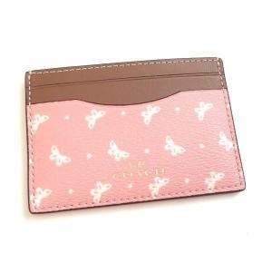 コーチ カードケース  バタフライドット  カード ケース/F59787-IMM4C|la-blossoms