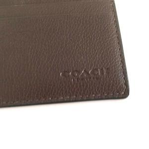 ☆コーチ メンズ カードケース レザー IDケース/F75022-MAH|la-blossoms|02