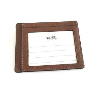 ☆コーチ メンズ カードケース レザー IDケース/F75022-MAH|la-blossoms|03